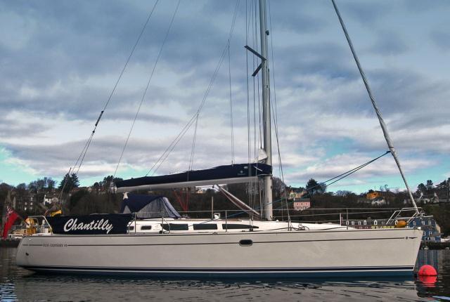 Chantilly - Alba Sailing