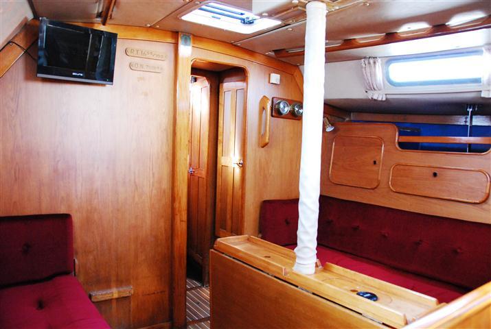 Highland Sealord - Alba Sailing